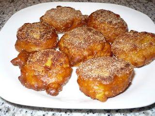 Cocina a lo Boricua: Tortitas de calabaza