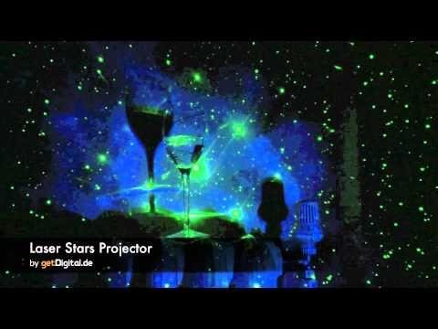 Laser Stars Projektor - getDigital.de