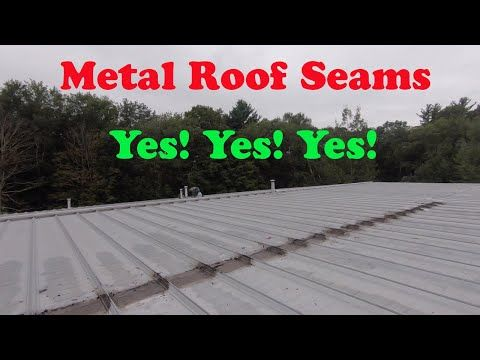 Metal Roof Repair A Must See For All Metal Roof Owners Turbo Poly Seal Youtube Metal Roof Repair Roof Repair Metal Roof Leaks