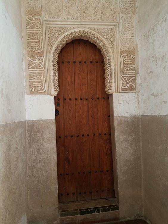 Palácio de Alhambra - Espanha - Granada