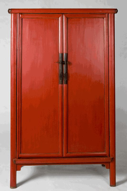 Image gallery oriental armoire for Antique chinese furniture styles