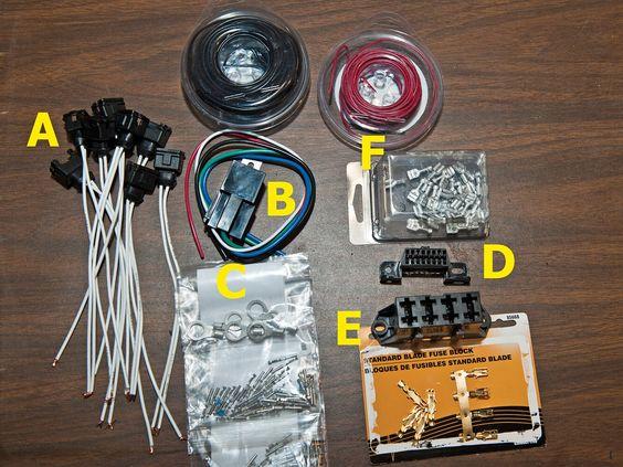 Custom Lsx Wiring Harness Build Harness Custom Wire
