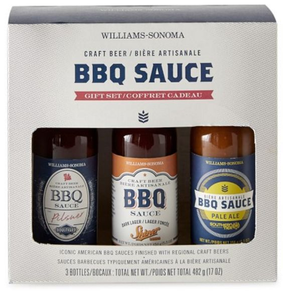 Craft Beer BBQ Sauce Set