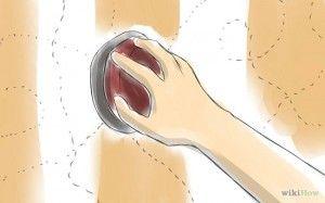 Método más fácil de quitar papel tapiz.