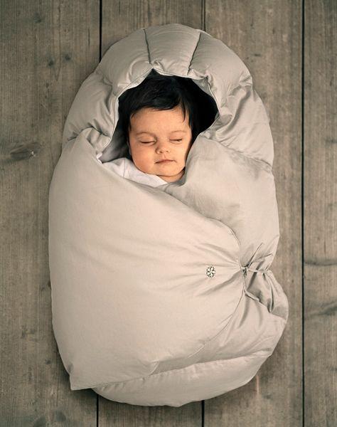 Baby Barolo Cocoon Bag