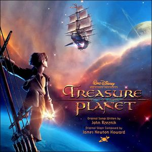 treasure planet soundtrack 17 songs | Wish list ...