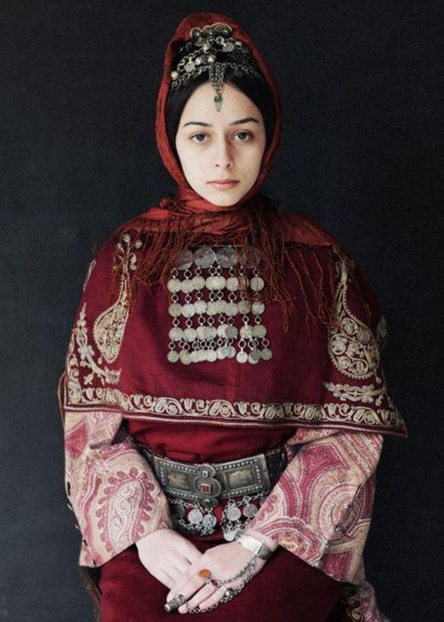 Armenian Portraits by Ilya Vartanian