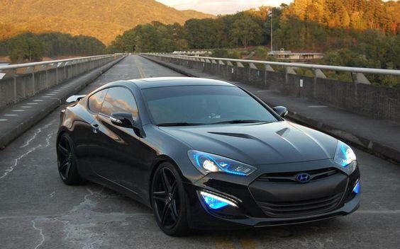 Hyundai Genesis on XO Luxury Caracas