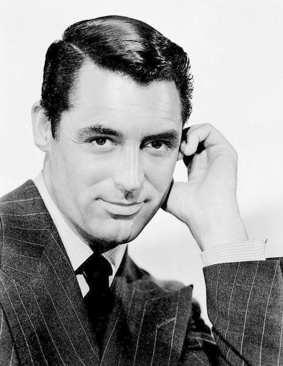 Stilikone #1: Gentleman Cary Grant