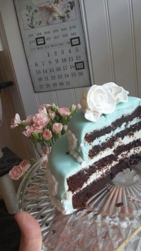 Birthdaycake for myself:)