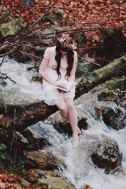 The only words that ever satisfied me as describing nature are the terms used in fairy books, charm, spell, enchantment. They express the arbitrariness of the fact and its mystery. ~ G.K. Chesterton