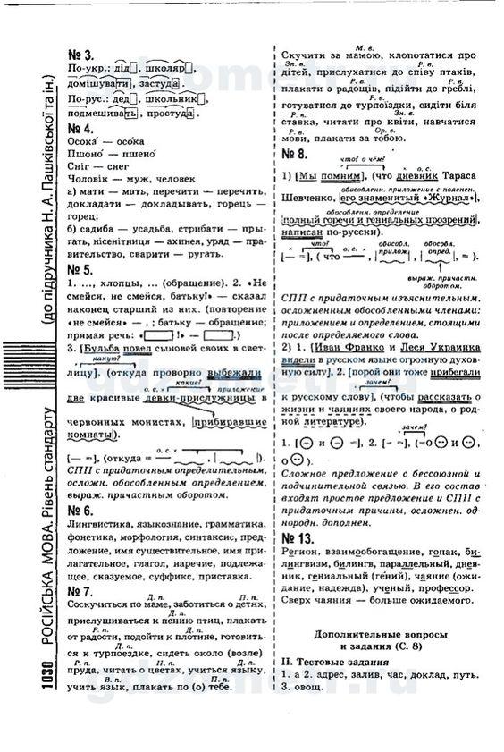 Конспект изо 5-7 на укр мове