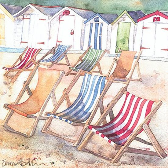 Creative Sketchbook: Emma Ball's Beautifully British Summer!