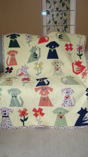 Paws 4 a Cause Quilt:
