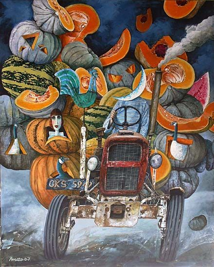 Poland ~ Marek Brzozowski ~ Pumpkin Parade