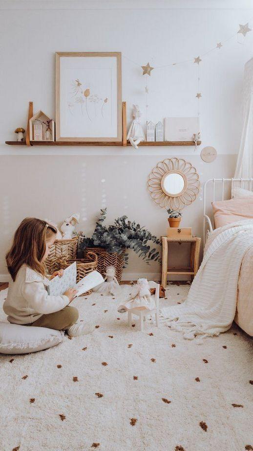 Sweet vintage bedroom ideas to make full happy childhood 1 ...