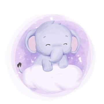 Animals Png Images Vector And Psd Files Free Download On Pngtree Baby Animal Drawings Animal Clipart Baby Elephant