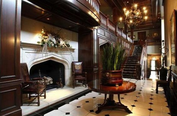 Kentucky mansions and luxury mansions on pinterest for Kentucky dream homes floor plans