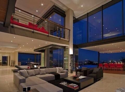 Apartment penthouse goals dream home ideas pinterest for Living room goals