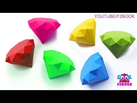 Origami Flapping Bird - Pájaro que mueve las alas - YouTube ... | 360x480