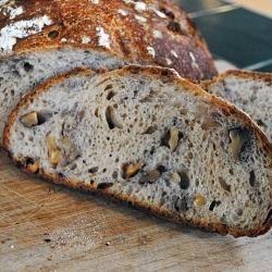 #162282 - Walnut Sourdough Boule,awesome bread!