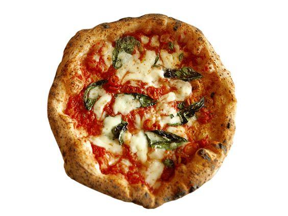 Keste Pizza & Vino - 271 Bleecker St. - margherita pie