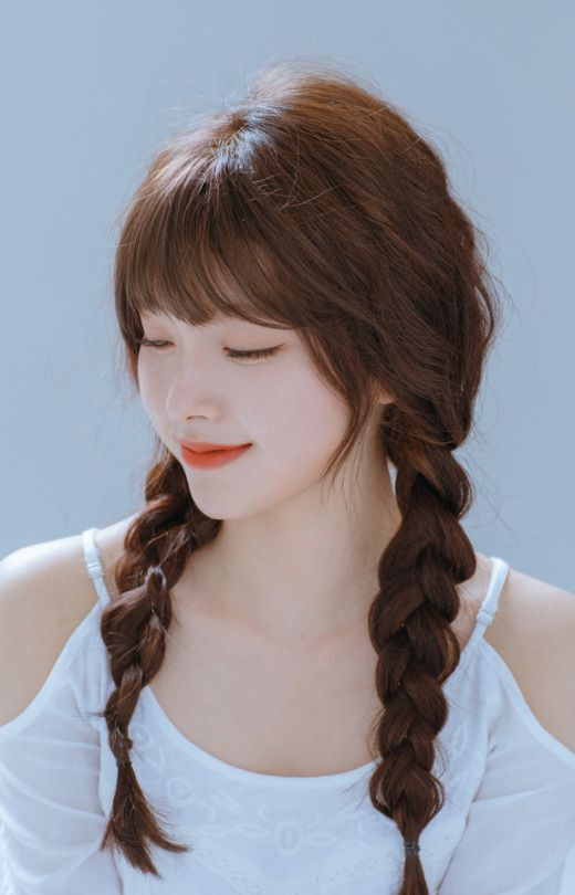 Kim Na Hee Tumblr In 2020 Korean Hairstyles Women Korean Hairstyle Korean Hairstyle Long