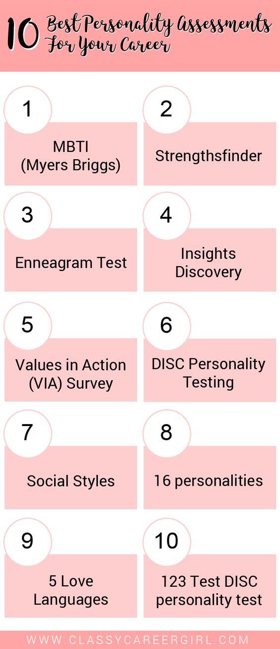 The 25+ best Career assessment ideas on Pinterest Career - career aptitude test