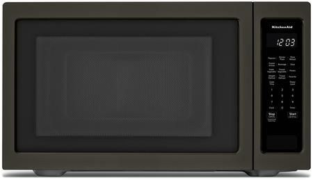 Kmcs3022gbs 24 Countertop Microwave Oven With Stainless Steel