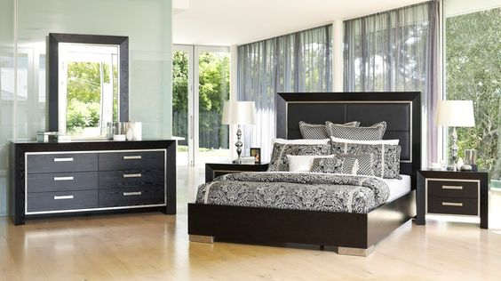 Bedrooms norman and new york on pinterest for Bedroom furniture new york