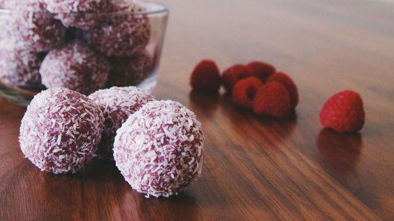... paleo bliss balls | Protein Balls | Pinterest | Bliss Balls, Paleo and