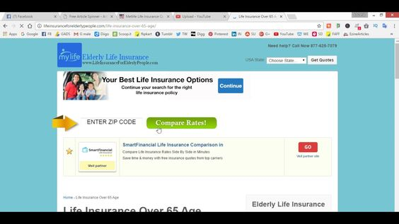 Life Insurance Quotes For Elderly Cool Cheapest Life Insurance  Finance Advice  Pinterest