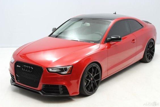 Audi A5 Coupe 2 0T Quattro Tiptronic | eBay