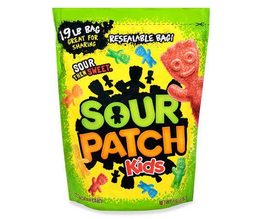 Sour Patch Kids Sour Patch Kids Candy 1 9 Lb Pouch Big Lots Sour Patch Sour Patch Kids Chewy Candy