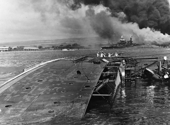 Why was the attack on pearl harbor such an important historic event?