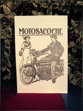 MoetMoet Dutch Letterpress