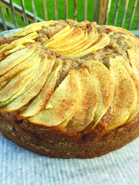Celebrate Norwegian Apple Day (October 17) with this moist and delicious cake Sunny Gandara Arctic Grub Fall is the season to celebrate Norwegian produce. This time of year, it's high season for ap...