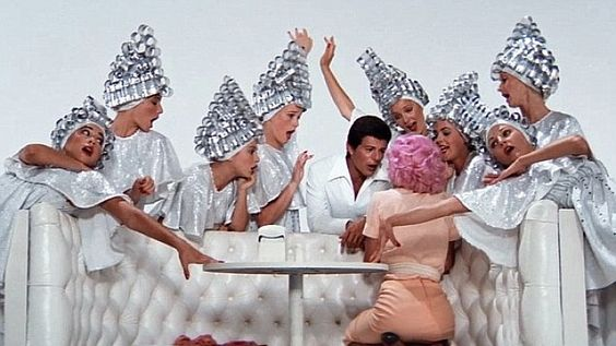 Beauty School Drop-Out, Grease (1978)