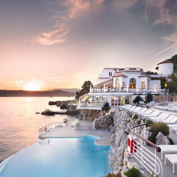 Hotel du Cap-Eden-Roc, France.