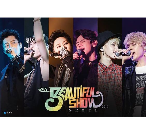 BEAST - 2014 BEAUTIFUL SHOW IN SEOUL DVD RELEASE DATE: 12.02.2014  PRICE: 2,230 PHP  2DVD+220P PB+RANDOM PC+POSTER