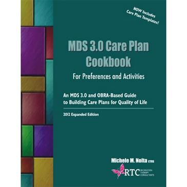 Care Planning Cookbook 6th Edition $54.99