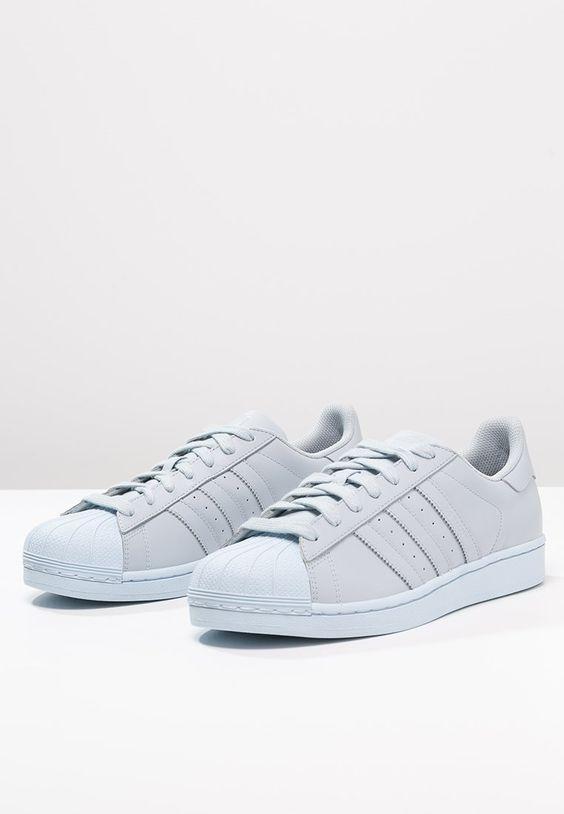 Adidas Bleu Pastel