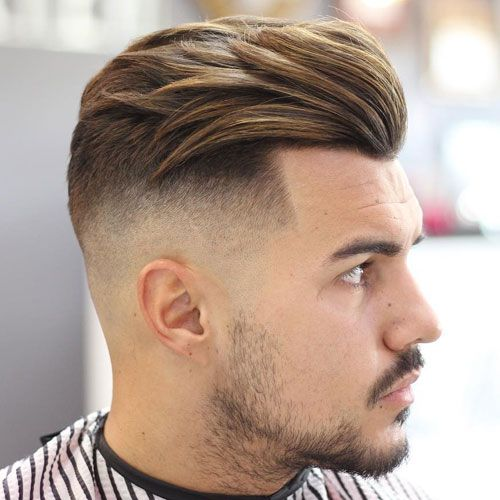 35 Best Men\u0027s Fade Haircuts The Different Types of Fades
