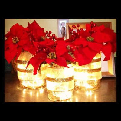 christmas lanterns | Visit jess-beckman.blogspot.com