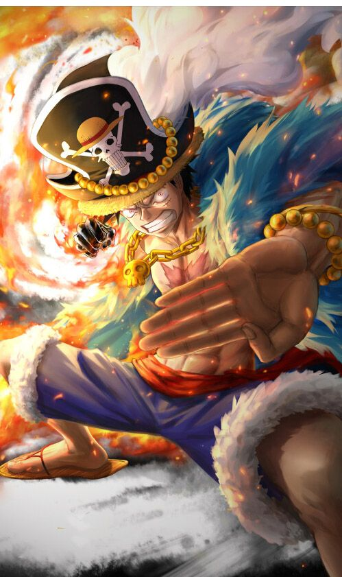 Monkey D Luffy One Piece Rush Cool one piece anime picture wallpaper