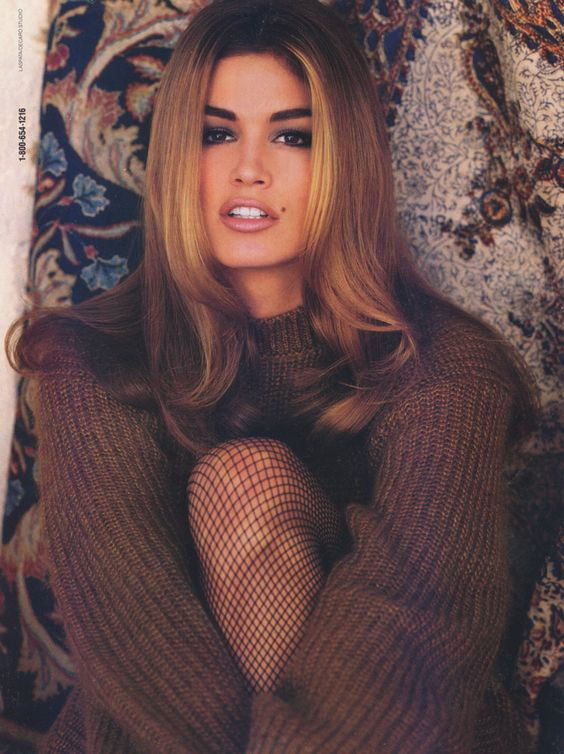 Cindy Crawford: pic #151923 She is the reason I like the dark freckle above my lip :) #cindycrawford #beauties