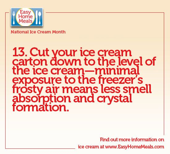 It's Day 13 of #IceCreamMonth!!