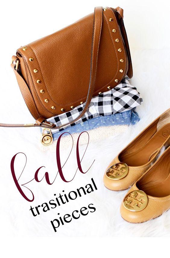 Fall Transition Wardrobe Essentials