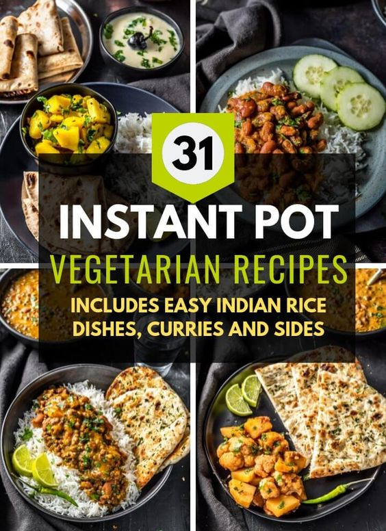 Instant Pot Vegetarian Recipes