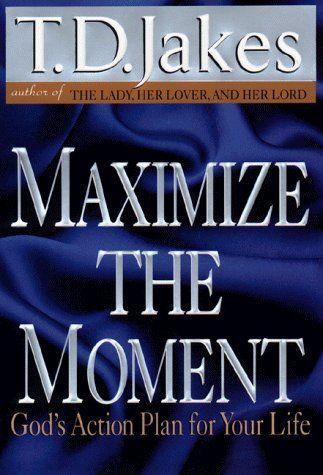 Maximize the Moment by T. D. Jakes, http://www.amazon.com/dp/0399145656/ref=cm_sw_r_pi_dp_tJcPpb0GEMHEK